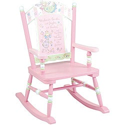 Fairy Wishes Rocking Chair - Thumbnail 0