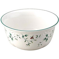 Pfaltzgraff Winterberry Deep Soup/ Cereal Bowls (Set of 4)