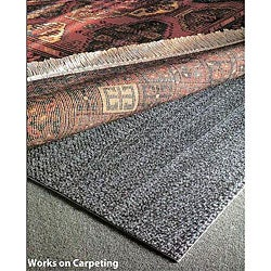 Shop Nuloom Space Age Non Skid Rug Pad And Non Slip Carpet