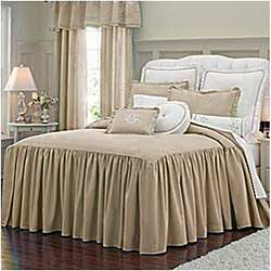 Shop Ilana Linen 3 Piece Bedspread Set Free Shipping