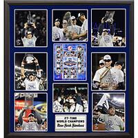 New York Yankees 2009 World Champions Photo Plaque