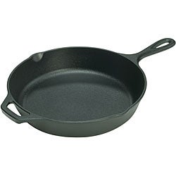 Lodge Logic 10.25-inch Cast Iron Skillet