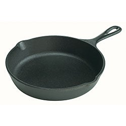 Lodge Logic 8-inch Cast Iron Skillet