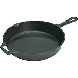 Lodge Logic 13.25-inch Cast Iron Skillet