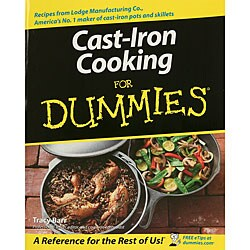 'Cast-Iron Cooking for Dummies' Cookbook