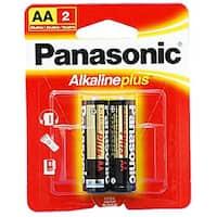Panasonic AlkalinePlus AA Battery