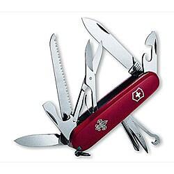 Shop Victorinox Swiss Army Huntsman Boy Scout Pocket Knife