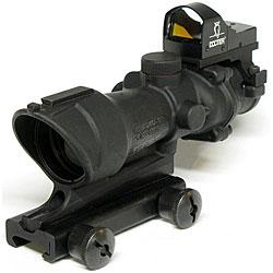 Trijicon 4x32 Docter Optic Sight Advanced Combat Optical Gunsight - Thumbnail 0