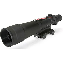 Trijicon 5.5x50 Illuminated Red Chevron .308 Reticle Advanced Combat Optical Gunsight