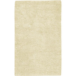 Hand-woven New Zealand Felted Wool Area Rug (4' x 10') - Thumbnail 0