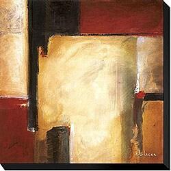 Noah Li-Leger 'West' Canvas Art