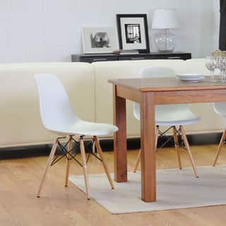 Plastic Dining Room Kitchen Chairs Shop The Best Deals For Nov - Plastic dining room chairs