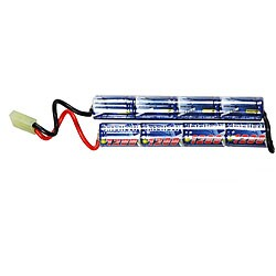 Intellect ERBAT3 1200mAh 9.6V 2/3A Nickel Metal Hydride Cells