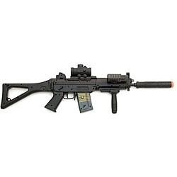AEG Electric M82 Assault Rifle FPS-150 Airsoft Gun - Thumbnail 0