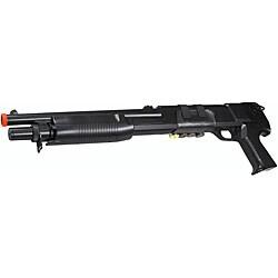 TSD Sports SD88SB Airsoft Single-Shot Shell-loading Pump Action Shotgun - Thumbnail 0