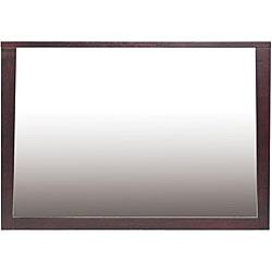 Tapered Frame Landscape Dresser or Wall Mirror