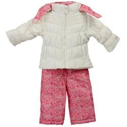 c00001846 Shop London Fog Infant Girl s Snowsuit Set - Free Shipping On Orders ...