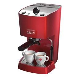 Gaggia 12700 Red Espresso Machine