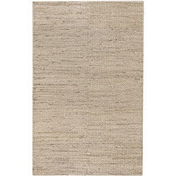 Hand-woven Priam Jute Rug (3'6 x 5'6)