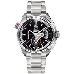 807a84bc157 Shop Tag Heuer Men's Grand Carrera Automatic Chronograph Watch ...