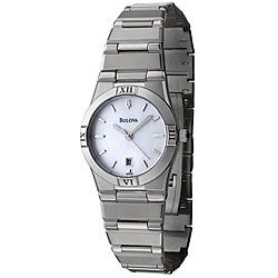 Bulova Women's Windemere Stainless Steel Watch