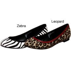 Dr. Scholl's Women's 'Bina' Slip-on Flats - Thumbnail 0