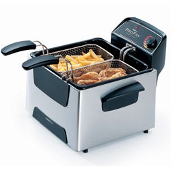 Presto 05466 Dual Element Immersion Fryer