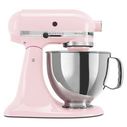 KitchenAid KSM150PSPK Pink Artisan Series 5-quart Stand Mixer with $50 Rebate