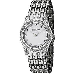 wittnauer men watches best watchess 2017 wittnauer crystal men 39 s stainless steel watch 12440987