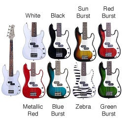 shop three quarter sized bass guitar free shipping today overstock 4571662. Black Bedroom Furniture Sets. Home Design Ideas