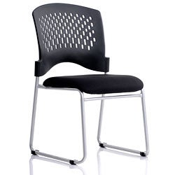 Ergo Stacking Guest Chairs (Set of 4)