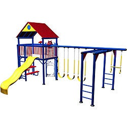 Lifetime Primary Deluxe Playset