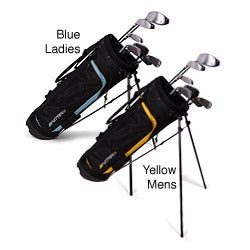 Pinemeadow Nitrix Complete Golf Set. Opens flyout.