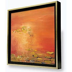 Gallery Direct Leslie Saris 'Pass Through' Framed Canvas Art