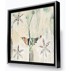Gallery Direct Judy Paul 'City Bird' Framed Canvas Painting