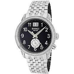 Roberto Bianci Men's Eleganza Diamond Watch