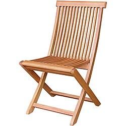 Thumbnail 1, Folding Java Side Chairs (Set of 2).