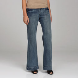 Thumbnail 1, Seven 7 Women's Wide Leg Trouser Jeans.