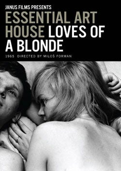 Loves a Blond - Essential Art House Edition (DVD)