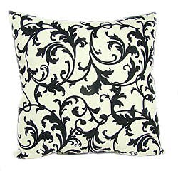 Decorative Arcadia Scroll Outdoor Pillows Set Of 2 Overstock 4665354