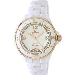 Le Chateau Women's Condezza LC White Ceramic Watch - Thumbnail 0