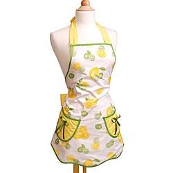 Women's Luscious Lemons Apron - Thumbnail 0