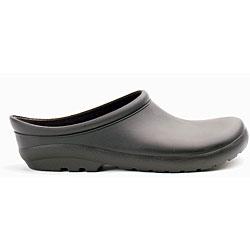 Sloggers Men's Black Foam Resin Clogs (Size 10)