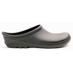 Sloggers Men's Black Foam Resin Clogs (Size 9)
