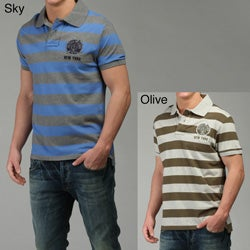 Ditch Plains Men's Striped Polo. Opens flyout.