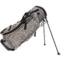Pinemeadow Digital Camo Nylon Golf Bag