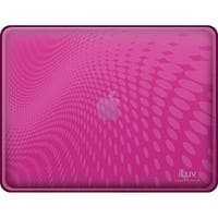 iLuv Flexi-Clear ICC802PNK iPad Case