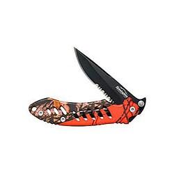 Remington F.A.S.T. Large Camo Folding Knife - Thumbnail 0