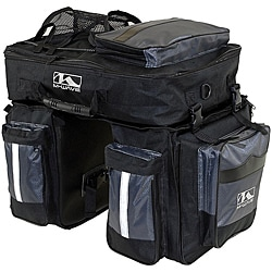M-Wave 3-piece Traveller Pannier