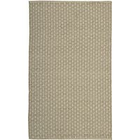 Nourison Hand-tufted Great Outdoor Natural Wool Rug (3' x 5')
